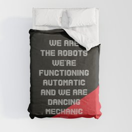 We are the Robots Comforters