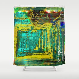 It Takes A Memory Shower Curtain