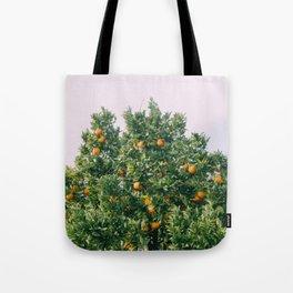Oranges for Days Tote Bag