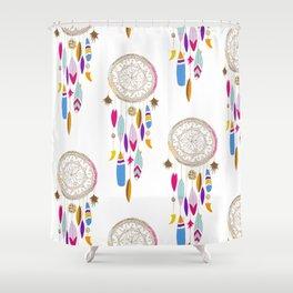 Catch a Dream Wave Shower Curtain
