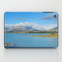 new zealand iPad Cases featuring New Zealand by PeteJoey