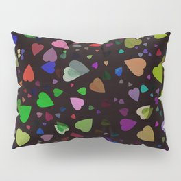 Tilia colorful abstract design Pillow Sham