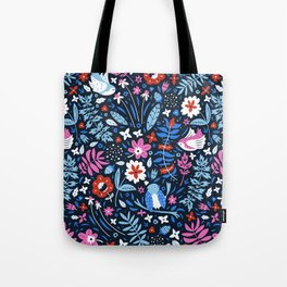 Little Birds Tote Bag