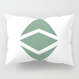 Ethereum Classic (ETC) Logo Pillow Sham