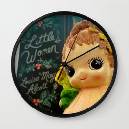 Little Women Wall Clock