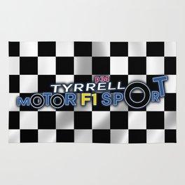 Tyrrell P34 Rug