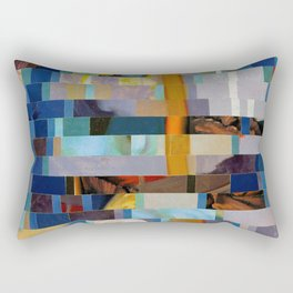 Up The Creek Without A Poodle (Provenance Series) Rectangular Pillow