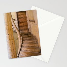 Inside a Traboule in Lyon Stationery Cards