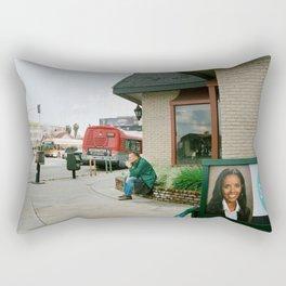 Smokers Rectangular Pillow