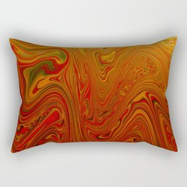 Oblivious to the Obvious Rectangular Pillow