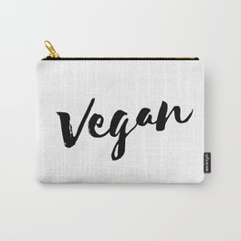 QUOTE Vegan Carry-All Pouch