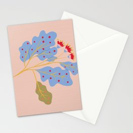 Nonexistent Flower Stationery Cards