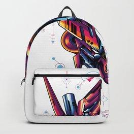 Barbatos sacred geometry Backpack