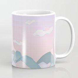 Egg Clouds Coffee Mug