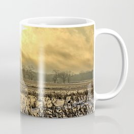 Overcast Sunrise 2 Coffee Mug