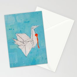 Paper Bird Stationery Cards