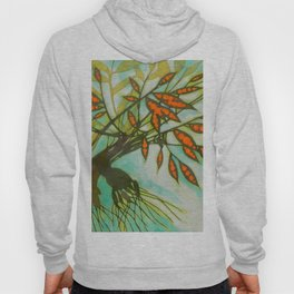 withered tree (original sold) Hoody