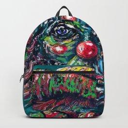 Trumpy Clown Backpack