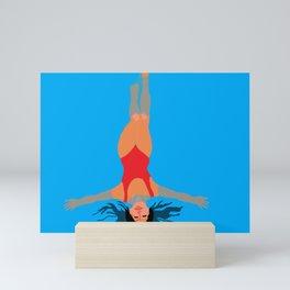 bath Mini Art Print