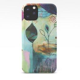 """Abundance"" Original Painting by Flora Bowley  iPhone Case"