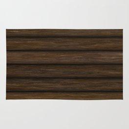 Log Cabin Rug