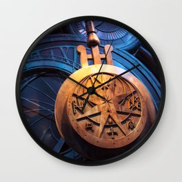 Prisoner of Azkaban Pendulum Wall Clock