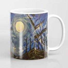 Ghost Pony Coffee Mug