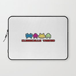 Classically Trained - 80s Video Games Laptop Sleeve