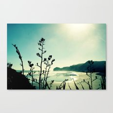 View from Lion Rock Canvas Print