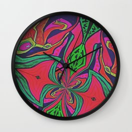 Loom Wall Clock