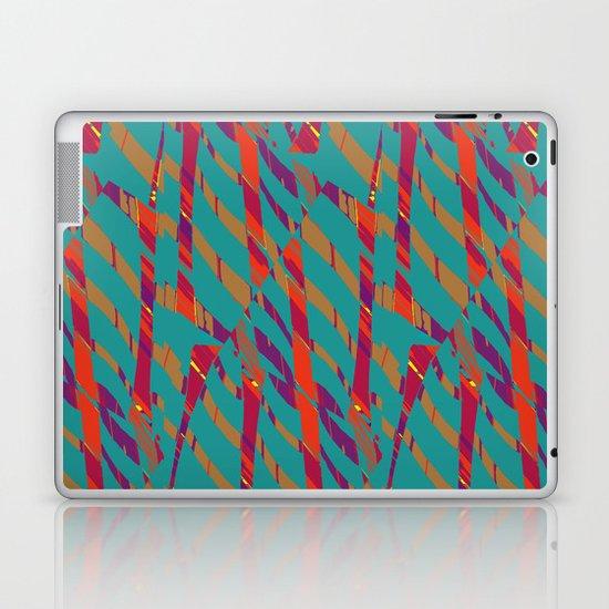 TORN STRIPES Laptop & iPad Skin