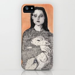 Clarice iPhone Case