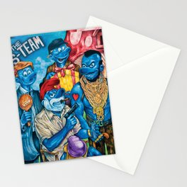 S-Team Stationery Cards