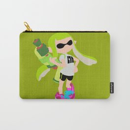 Inkling Girl (Green) - Splatoon Carry-All Pouch