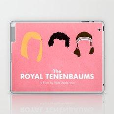 The Royal Tenenbaums Laptop & iPad Skin
