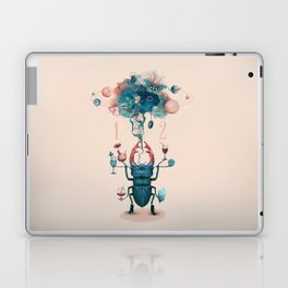 funny beetle Laptop & iPad Skin