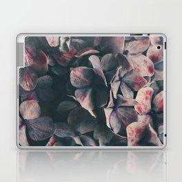 hydrangea - moody blues Laptop & iPad Skin