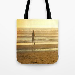 HOW SUMMER WOULD FEEL Tote Bag