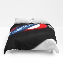 London Underground Comforters