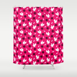 Volley Eagles! Shower Curtain