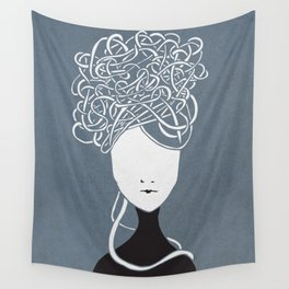 Iconia Girls - Maria March Wall Tapestry