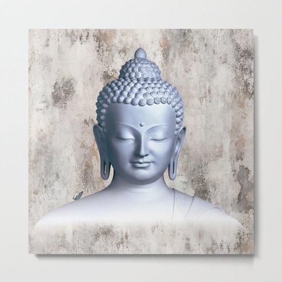 Μy inner Buddha Metal Print
