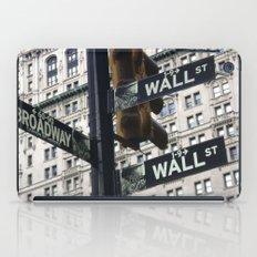 Concrete jungle where dreams are made of... iPad Case