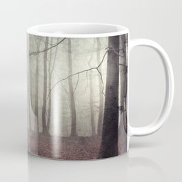 mood scape - mist woodlands Coffee Mug