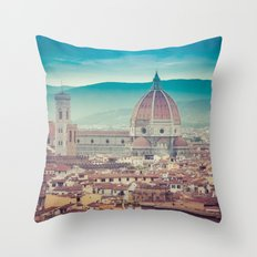 Florence, Italy Throw Pillow