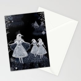 laura's dream Stationery Cards
