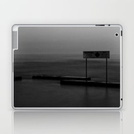 Warning: Strong Current Laptop & iPad Skin