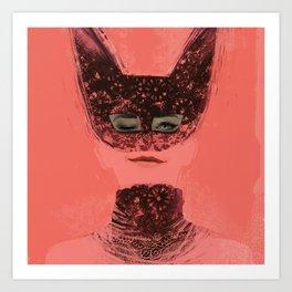 Die Fledermaus Art Print