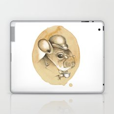 Gentleman Chinchilla Laptop & iPad Skin