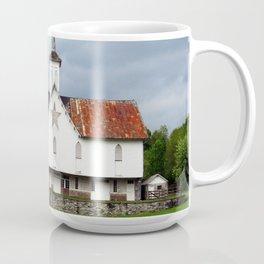 Star Barn Coffee Mug